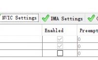 简单实现基于stm32HAL库的串口转发功能