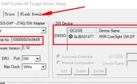 在MDK下使用DAPLINK调试烧录nrf52832