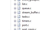 52832带softdevice工程移植freertos