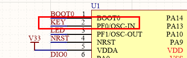 LORA-B1 按键控制